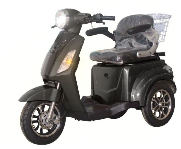 ZNEN E-LIFE elektriskais skuters melns