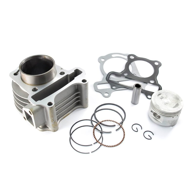 GY6 4T 150cc cilindra grupa 57.4 mm
