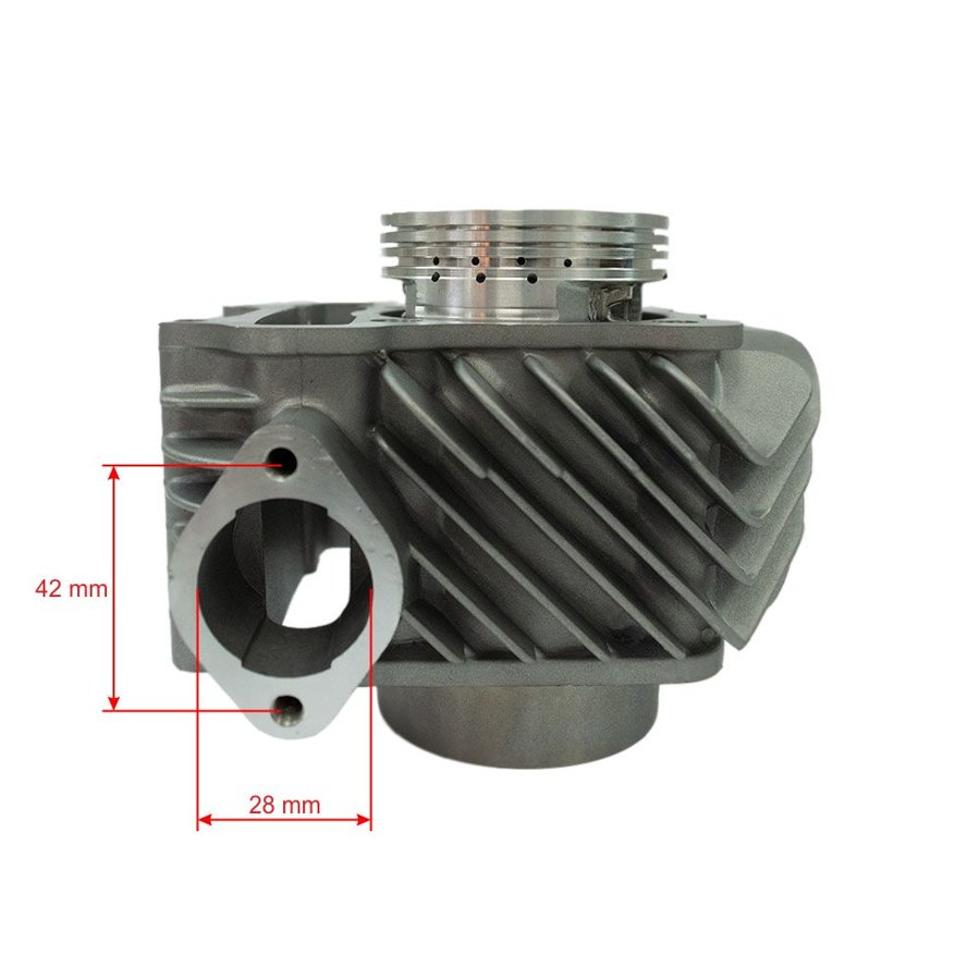 ATV 200cc GY6 cilindra grupa 63mm
