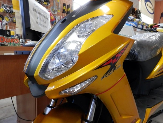 Motorollers FH50QT-9L