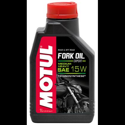 Eļļa amortizatoru dakšai Fork Oil Expert Medium 15W