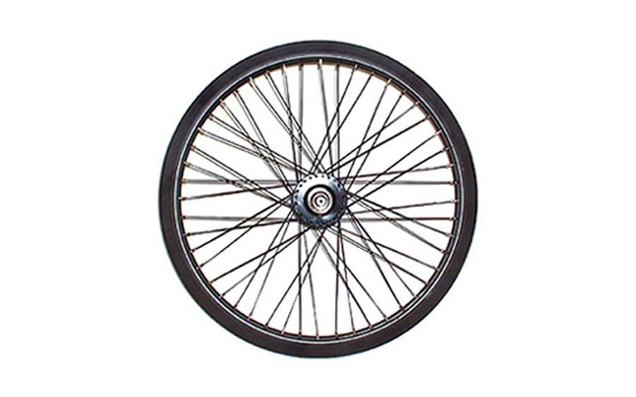 """Priekšējais ritenis 20"""", BMX"""