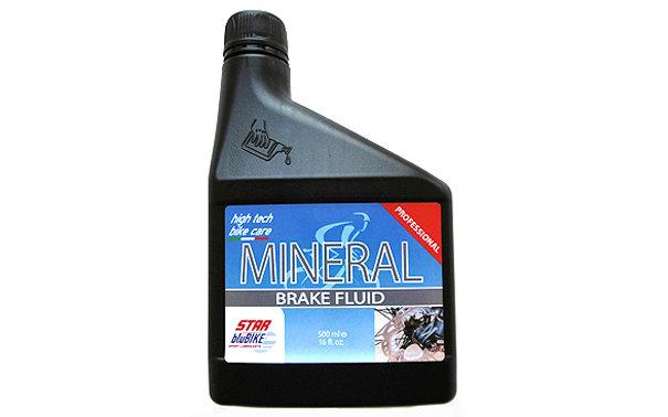 Minerāla bremžu eļļa Star Blubike 500ml