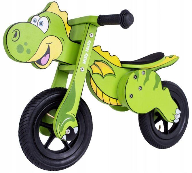 Balansa velosipēds Dino Milly Mally