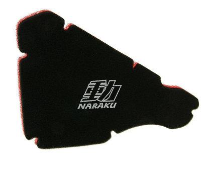 Gaisa filtrs Naraku Piaggio NRG