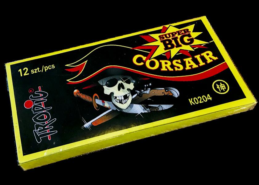 Tikai ar mednieku atļauju!!! K0204 - Super Big Corsair (12 gab.)