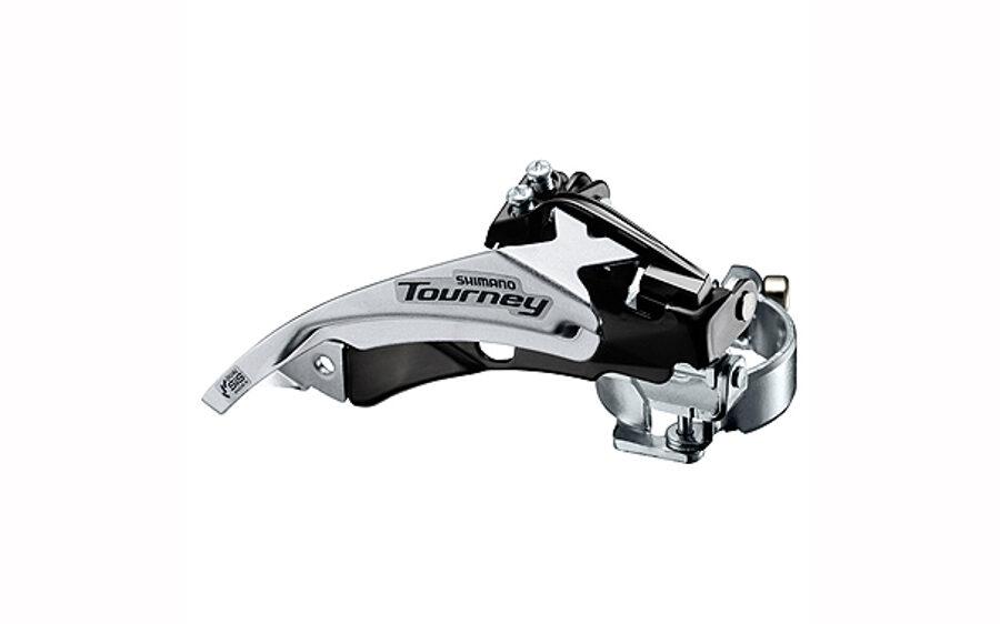 Priekšējais pārslēdzējs Shimano FD-TY510-TS6 Tourney