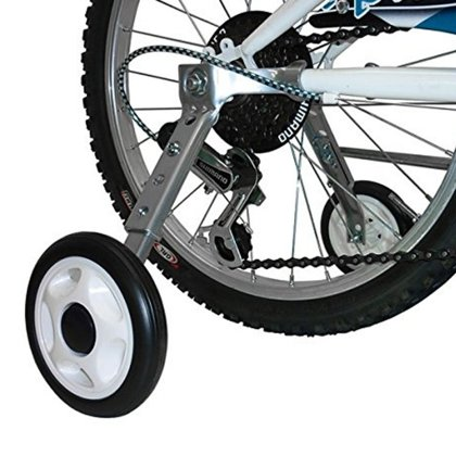"""Atbalsta riteņi 16-24"""" velosipēdiem ar ātrumiem"""