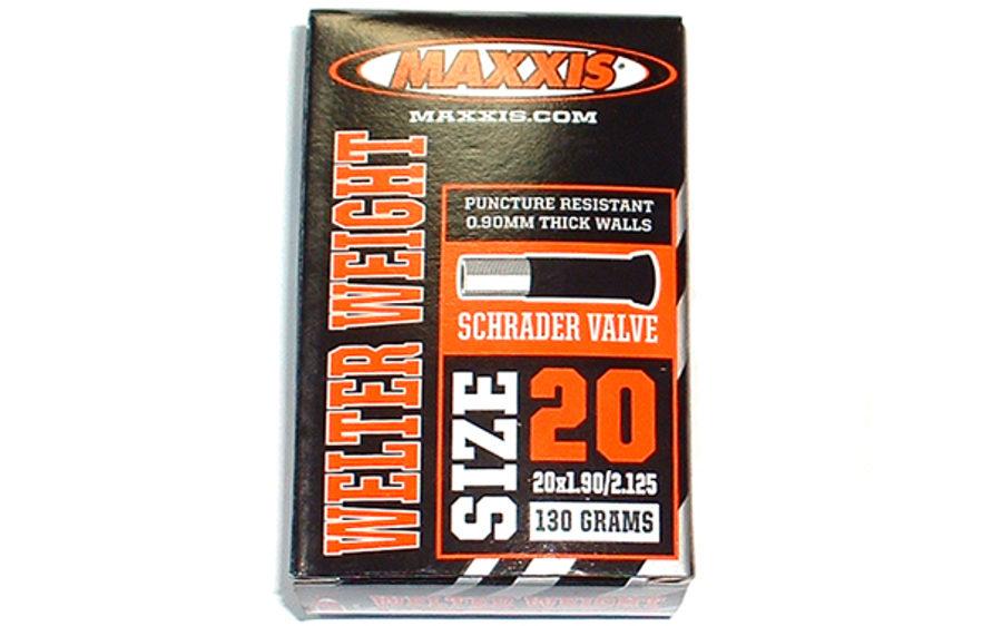 "Velosipēda kamera Maxxis 20"" x 1.90/2.125 Schrader"