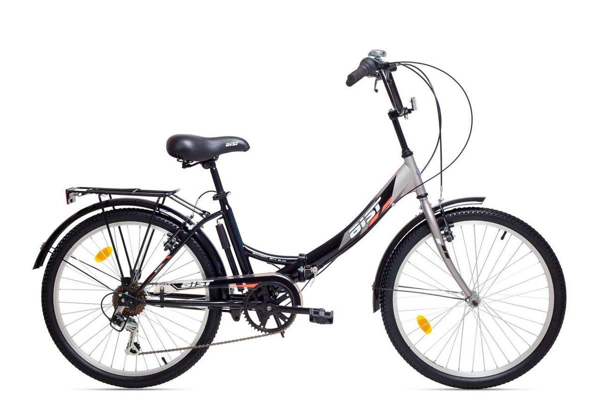 24'' Saliekams velosipēds Aist Smart 2.0