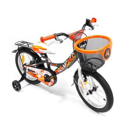 16'' Bērnu velosipēds Mongo