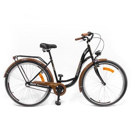 3 ātrumu sieviešu velosipēds Zeger Classic 28''