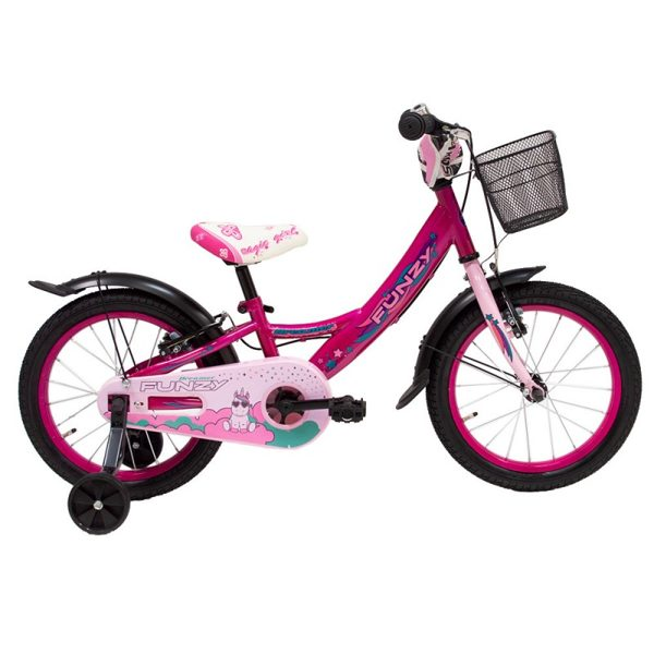 16'' velosipēds Funzy Dreamer