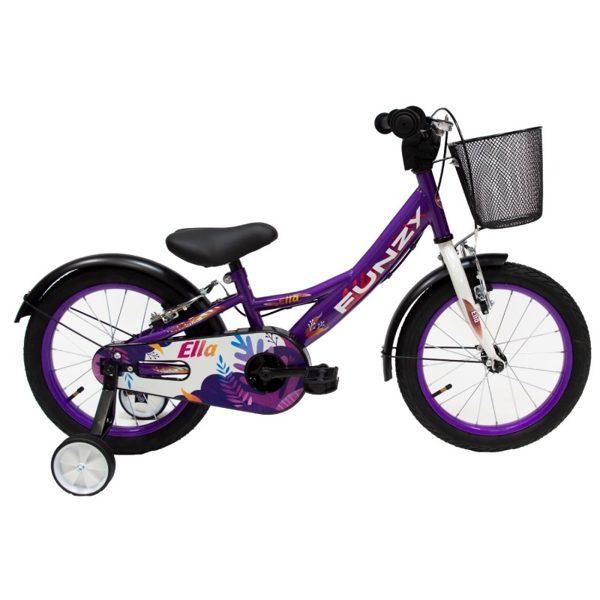 16'' velosipēds Funzy Ella