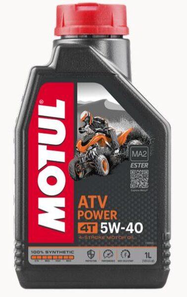 ATV Power 4T 5W40 1l