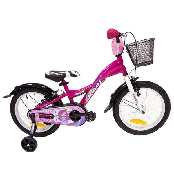16'' bērnu velosipēds 4Kids Jenny