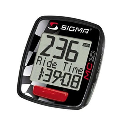 Motocikla spidometrs Sigma MC10 MAX 399km/h