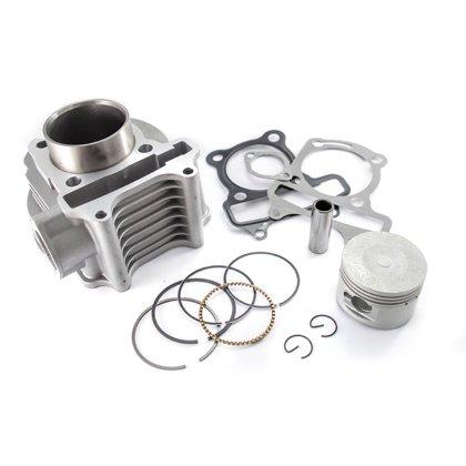 GY6 4T 125cc cilindra grupa 52.4 mm