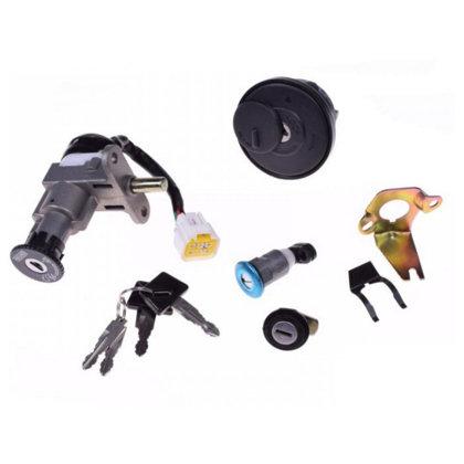 Atslēgu komplekts BT 49QT12/BT 125QT