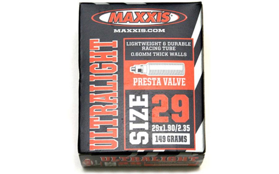 """Velosipēda kamera Maxxis 29"""" x 1.90/2.35 Presta RVC"""