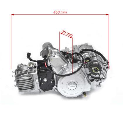 Dzinējs ATV 110 , Wonjan