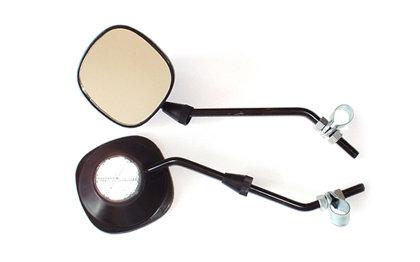 Spogulis Ningbo ar baltu atstarotāju
