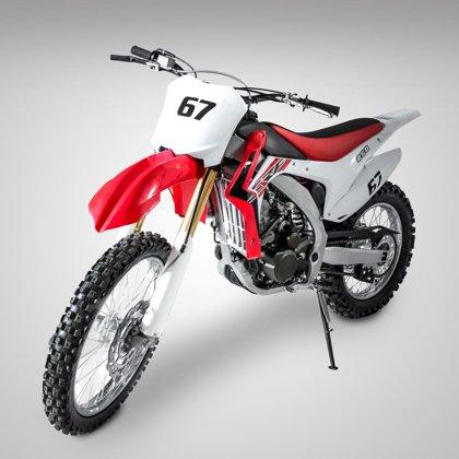 Krosa motocikls CRX 250cc