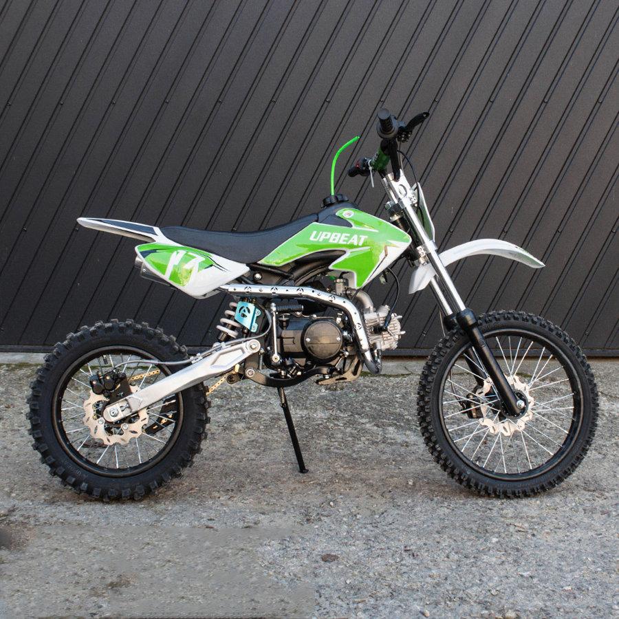 Krosa motocikls DB125-3L (14-17'' riteņi)