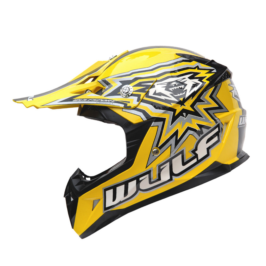 Bērnu motokrosa ķiveres Wulfsport Flite-Xtra