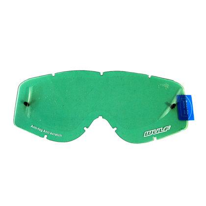 Stikls brillēm Wulfsport zaļš