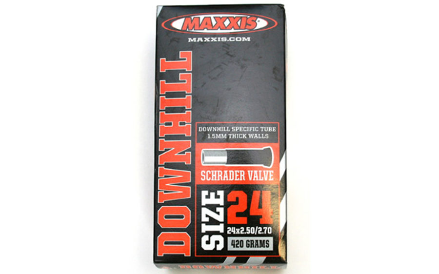 Velosipēda kamera Maxxis 24 x 2.50/2.70 A-V Schrader