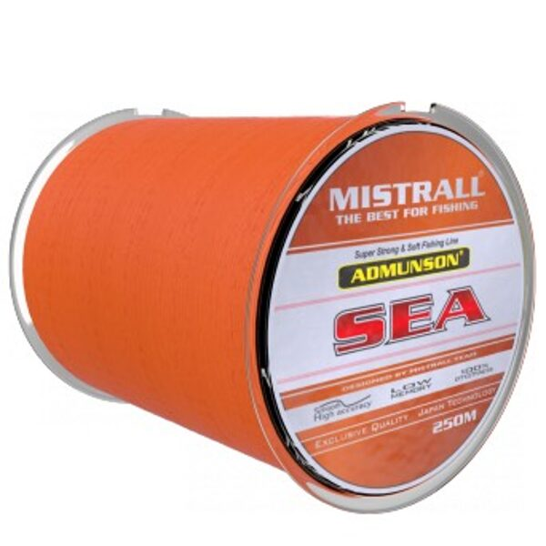 MISTRALL SEA monofilā jūras aukla