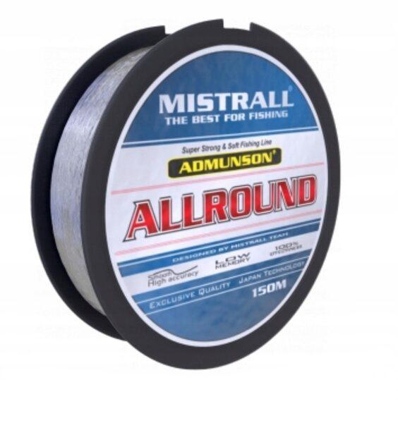 MISTRALL Admunson monofīlā aukla