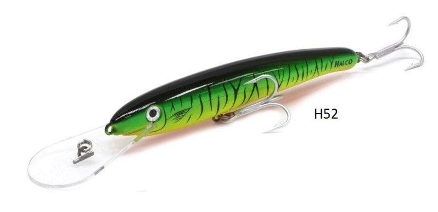 HALCO Laser PRO 160 XDD