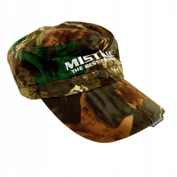 MISTRALL cepure ar 5 LED diodēm
