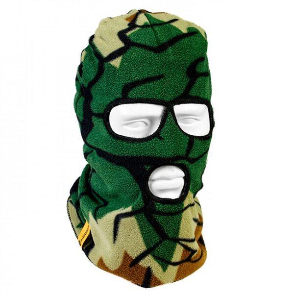 TAGRIDER flīsa cesuren-maska