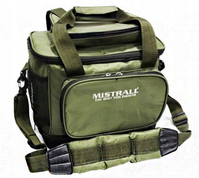 Mistrall soma makšķerēšanas piederumiem
