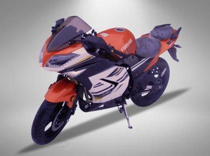 Motocikls FH125-6A(GT)