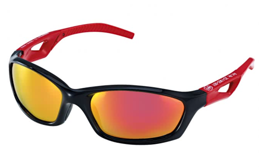 WFT red saulesbrilles