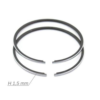 Virzuļa gredzeni Suzuki AD50
