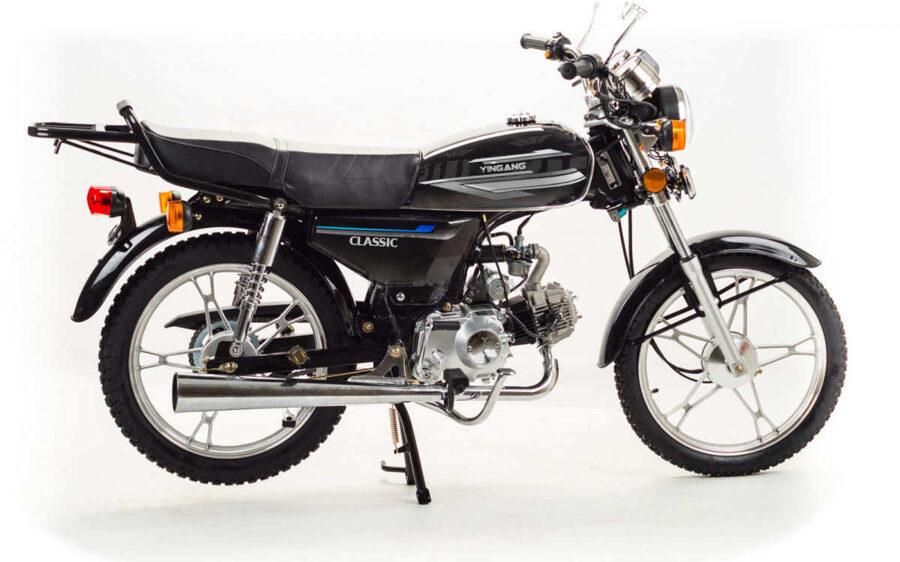 Mopēds WM50 Bassa