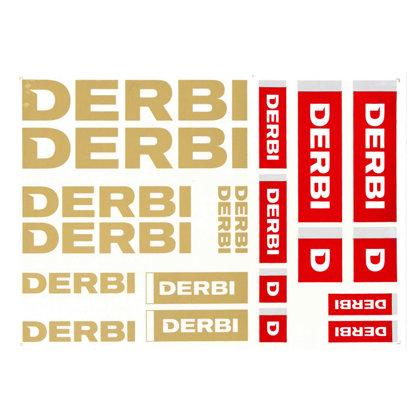 Uzlīmes DERBI 250*345mm