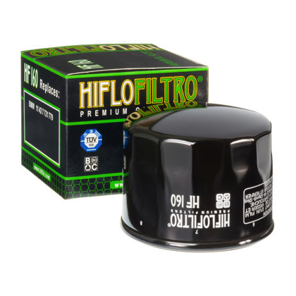 Eļļas filtrs HF160