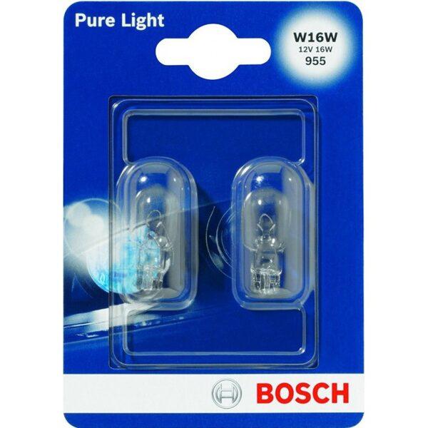 Spuldzes W16W Bosch