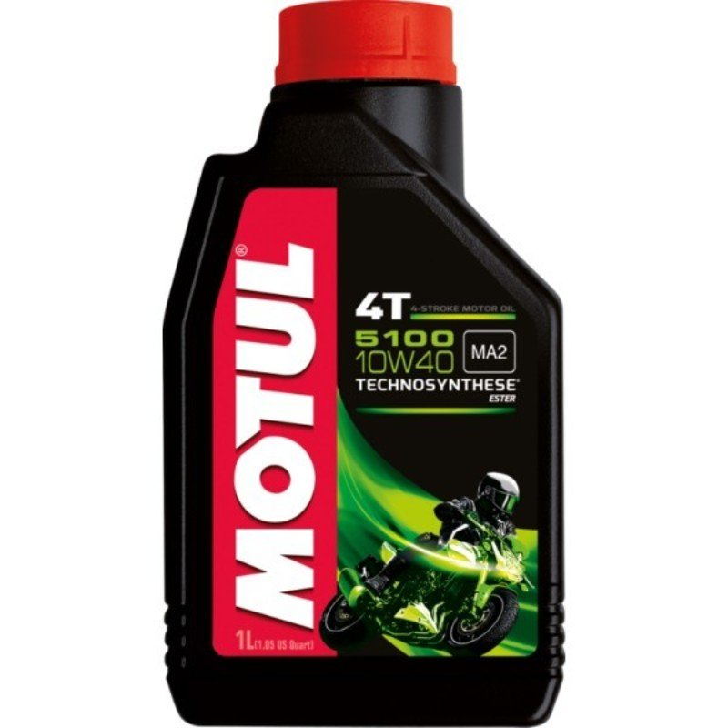 Eļļa Motul 4T 5100 10W40