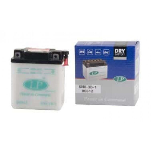 6V/6Ah DRY STFi (bez sk) 99x57x110 R