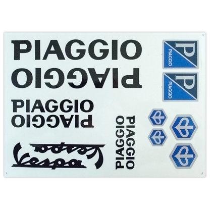 Uzlīmes Piaggio 250*345mm