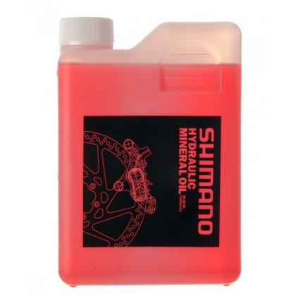 Minerāla bremžu eļļa Shimano 1000 ml
